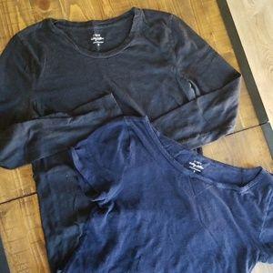 J. Crew vintage cotton shirt bundle